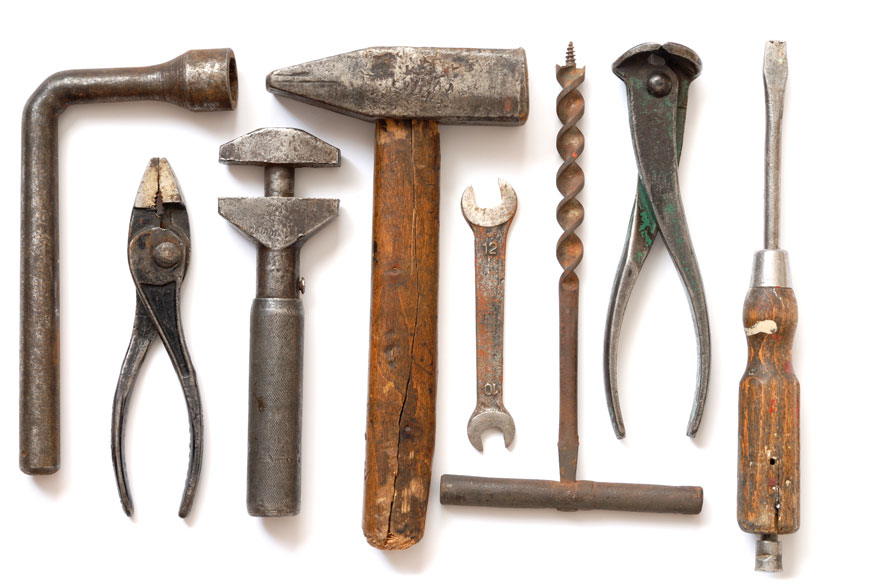 old-tools